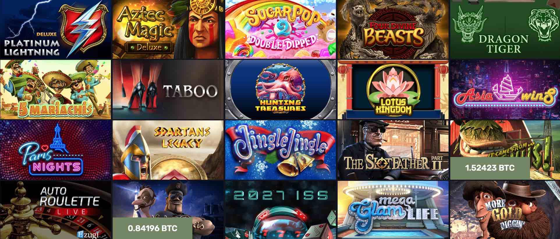 Bitcoin online-Pokerisivut