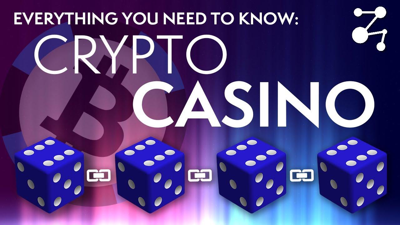 Ei Bitcoin-kasinoa.